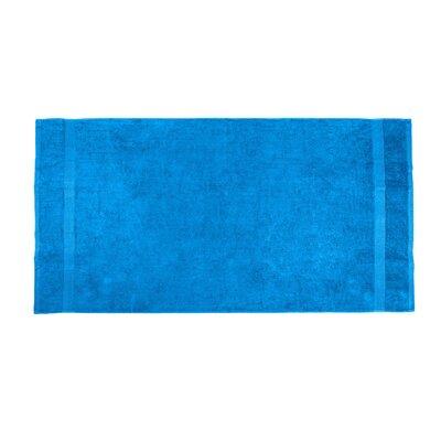 Annuziata Loop Beach Towel Color: Aqua