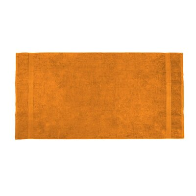 Annuziata Loop Beach Towel Color: Orange