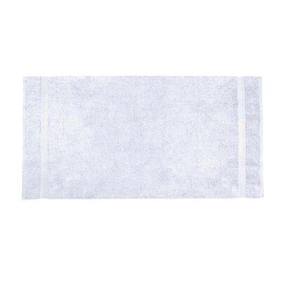 Annuziata Loop Beach Towel Color: White