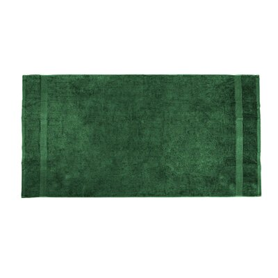Annuziata Loop Beach Towel Color: Green