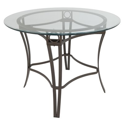 Gilman Gathering Pub Table Size: 40 H x 48 W x 48 D