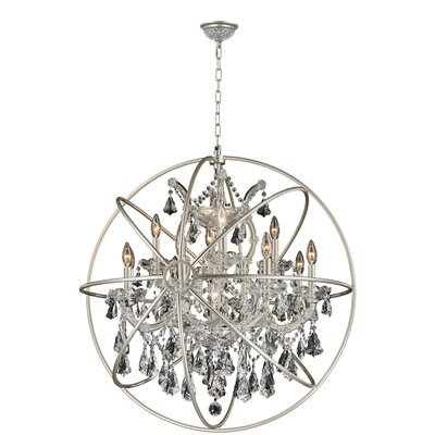 Vino Meri 13-Light Candle-Style Chandelier