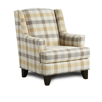 Milbridge Armchair Upholstery: Blake Oxford