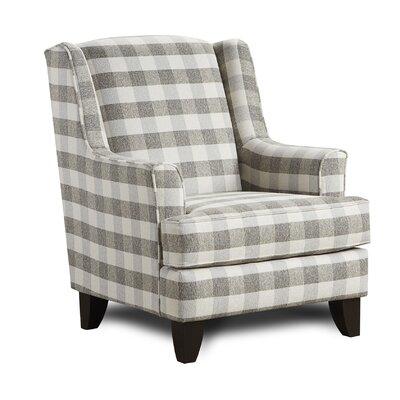 Milbridge Armchair Upholstery: Brock Berber