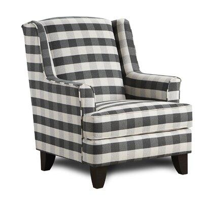 Milbridge Armchair Upholstery: Yucatan Indigo