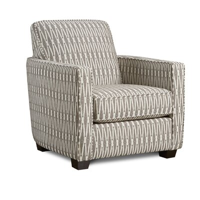 Hilyard Armchair Upholstery: Shalimar Cremini
