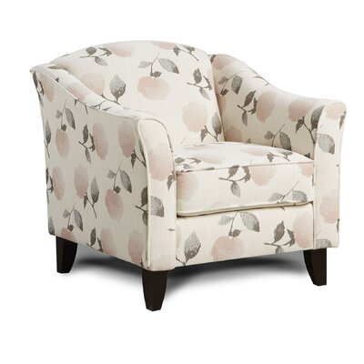 Milbridge Armchair Upholstery: Socorro Blush