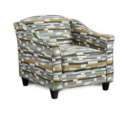 Mcnett Club Chair Upholstery: Stacked Prairie