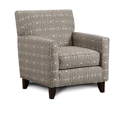 Milbridge Armchair Upholstery: Emblem Charcoal