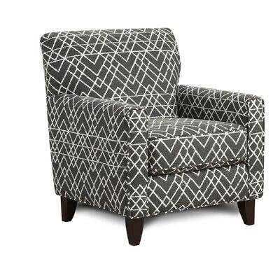 Milbridge Armchair Upholstery: Hypehen Onix