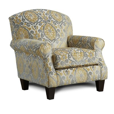 Milbridge Armchair Upholstery: Lanai Maize