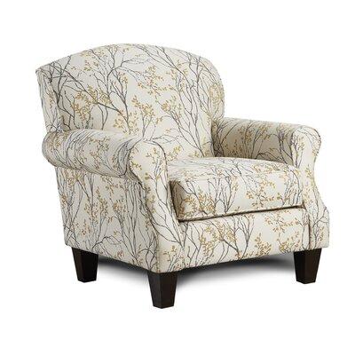 Milbridge Armchair Upholstery: Myla Marigold