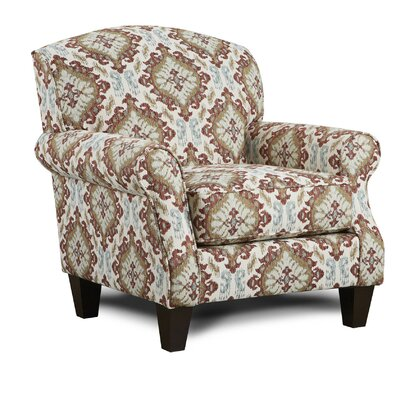 Milbridge Armchair Upholstery: Samara Citrus