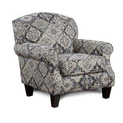 Milbridge Armchair Upholstery: Sambuca Cobalt