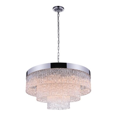 Carlotta 12-Light Crystal Chandelier