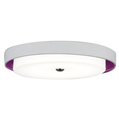 Aires 1-Light LED Flush Mount