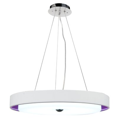 Aires LED Drum Chandelier