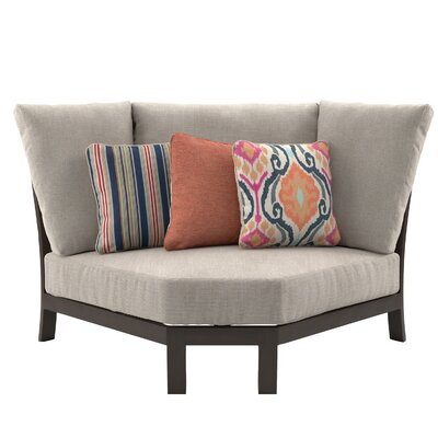 Luciano Patio Chair with Cushions