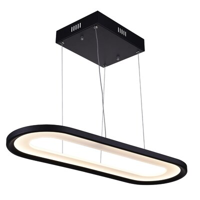 Capel 1-Light LED Kitchen Island Pendant