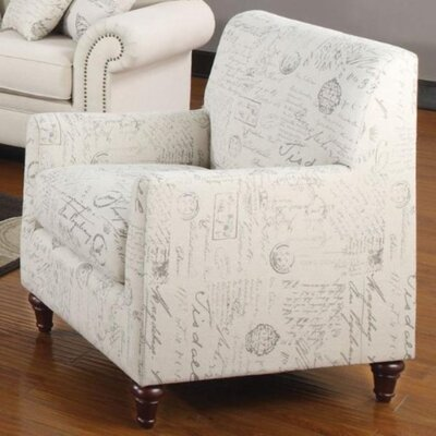Parfondeval French Armchair