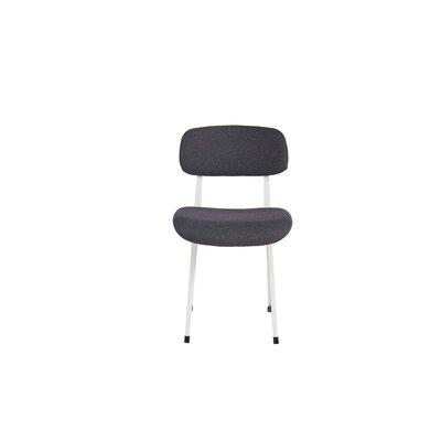 Pedrali Upholstered Dining Chair (Set of 50) Upholstery: Camira Wool