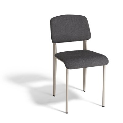 Pascal Upholstered Dining Chair (Set of 50) Upholstery: Polyurethane-Polyester Microfiber (PPM)
