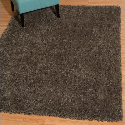 Mullenix Gray Area Rug Rug Size: Rectangle 27 x 311