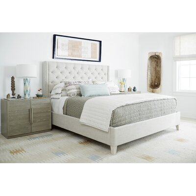 Rimini Panel Bed Size: Queen