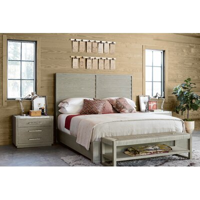 Rimini Panel Bed Size: King