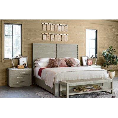 Rimini Panel Bed Size: Queen