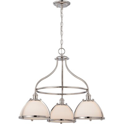 Kenyon 3-Light Mini Chandelier