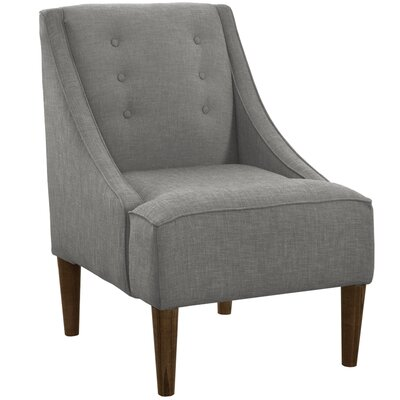 Ankiewicz Armchair Body Fabric: Linen Gray