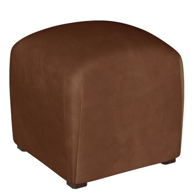 Mccaulley Cube Ottoman Body Fabric: Premier Chocolate