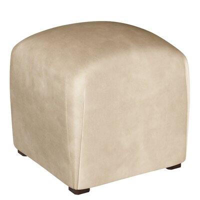 Mccaulley Cube Ottoman Body Fabric: Premier Oatmeal