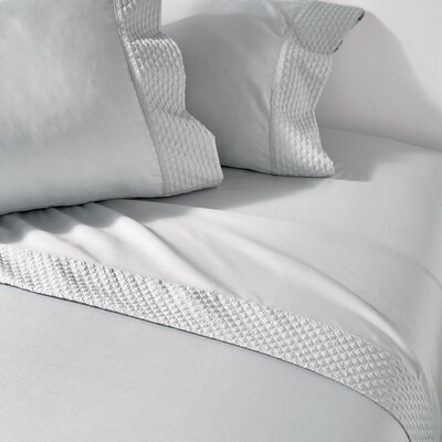Eklund Microfiber Sheet Set Size: Queen, Color: Gray
