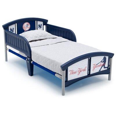 MLB New York Yankees Plastic Toddler Bed BB9800NYY-1230