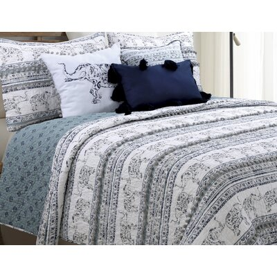 Citrus Heights Sham Size: Standard