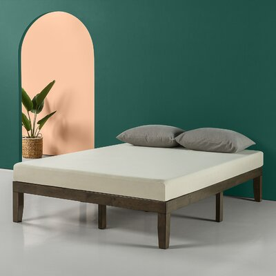 Deitz Platform Bed Size: Queen