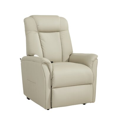 Wilson Power Lift Assist Recliner Color: Warren