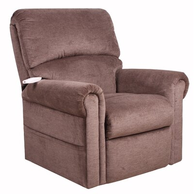 Selina Power Lift Assist Recliner Color: Polo Club Java