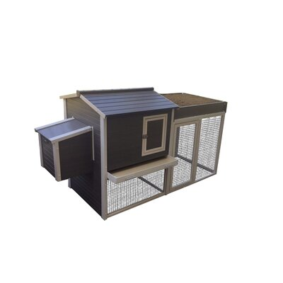 Barn Garden Chicken Coop