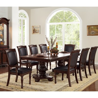 Sandiford 9 Piece Dining Set
