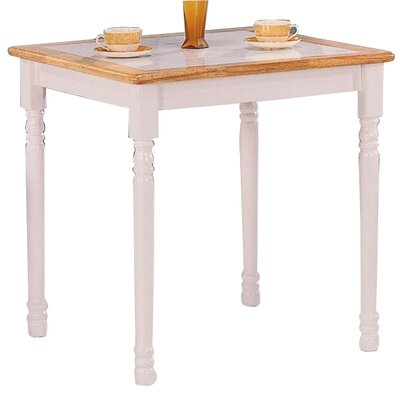 Dew Square Wooden Dining Table
