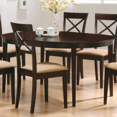 Jaydin Modish Wooden Extendable Dining Table