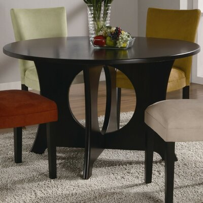 Dutchess Contemporary Style Wooden Dining Table
