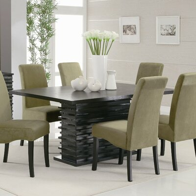 Mcgruder Elegantly Wooden Dining Table
