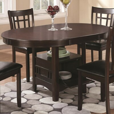 Jefferies Wooden Extendable Dining Table