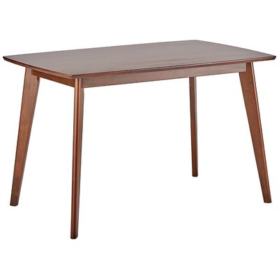Dutil Quaint Wooden Dining Table