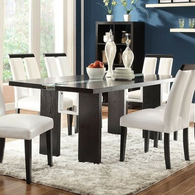 Rabayda Wooden Dining Table
