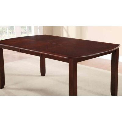 Pylle Hill Casual Wooden Extendable Dining Table